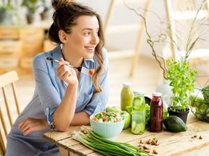 Kurangi Porsi Makan Ternyata Tak Bikin Berat Badan Turun