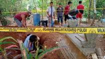 Menguak Fakta Usai Pembongkaran Makam Seorang Pria di Kebumen