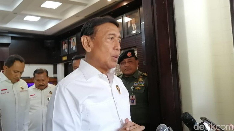 Wiranto: Pungli Pelayanan Publik Dulu Cukup Banyak, Sekarang Tergerus