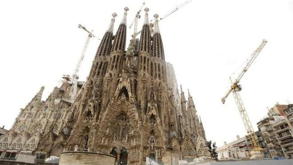 Gereja di Barcelona Akhirnya Dapat Izin Mendirikan Bangunan Usai 137 Tahun
