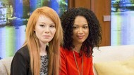 Foto Anak Kembar yang Bikin Kaget Karena Nggak Mirip & Beda Warna Kulit