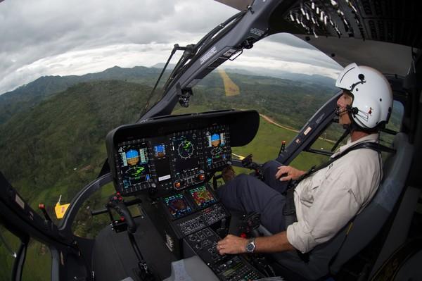 Airbus Helicopters H145: Mercedes-Benz punya panjang 13 dan tinggi 3,9 meter dan mampu menampung 8 penumpang plus 2 pilot. Helikopter ini dijual dengan harga mulai Rp 200 M (Aribus)