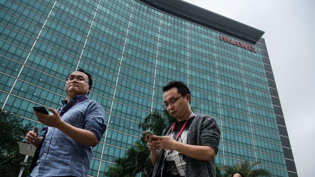 Angin Segar Bagi Huawei di Tengah Himpitan AS