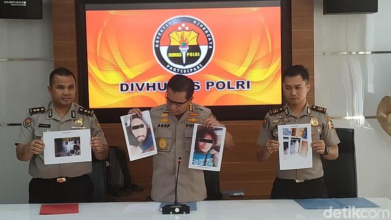 Densus Tangkap 2 Orang yang Bantu Rakit Bom Kartasura