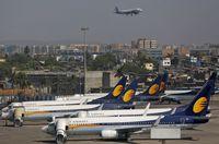 Tak Punya Uang, Jet Airways Setop Penerbangan