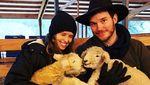 Kisah Cinta Chris Pratt dan Katherine di Kandang Domba hingga Menikah