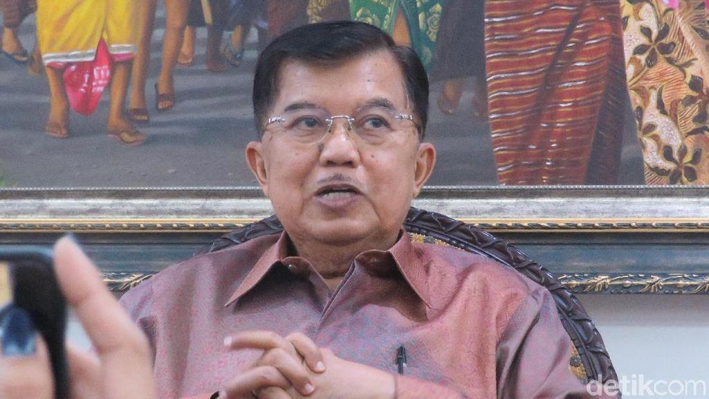 Bicara Krakatau Steel, JK Singgung Utang Rp 30 T & Baja Impor