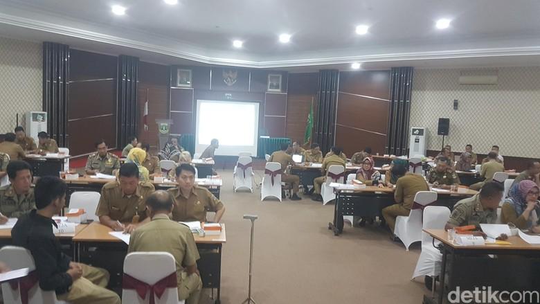 289 ASN Banten Diperiksa karena Bolos Usai Libur Lebaran