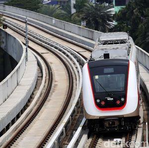 Mulai Berbayar, Tarif LRT Jakarta Jauh Dekat Rp 5.000