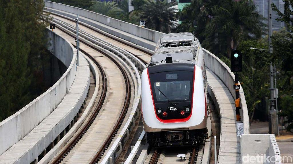 Proyeknya Disebut Gagal, Ini Tanggapan Dirut LRT Jakarta