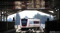 LRT Jakarta Diuji Coba Lagi, Guna Memastikan Pelayanan Baik