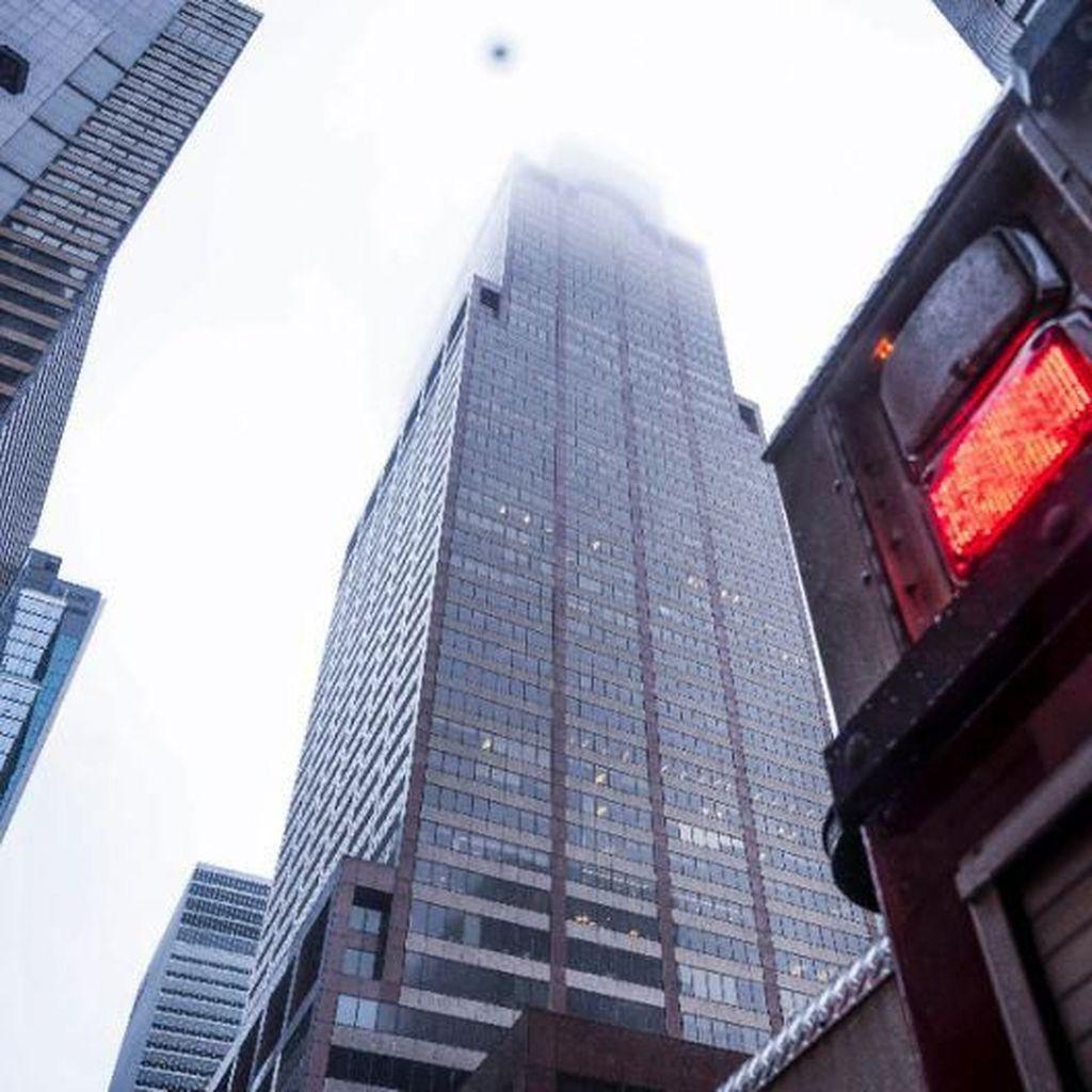Pilot Helikopter yang Jatuh di New York Sempat Minta Kembali ke Landasan