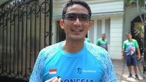 Doa Sandi di HUT Jakarta: Insyaallah Maju Kotanya, Bahagia Warganya
