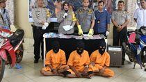 Tiga Pelaku Penusukan Remaja di Muba Sumsel Ditangkap