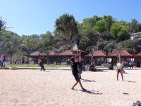 Perfect Match! Pantai Indah dengan Taman Cantik di Gunungkidul