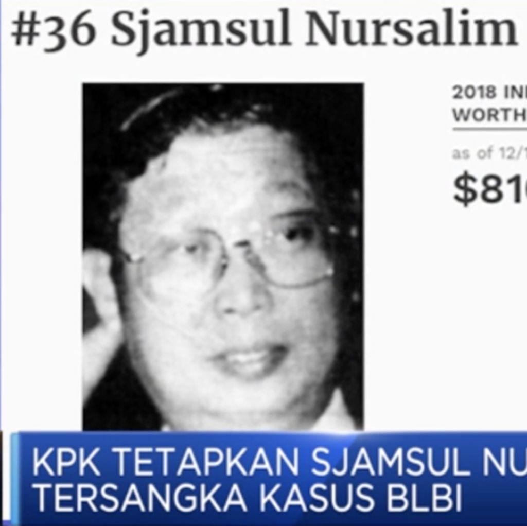 KPK Panggil Tersangka Kasus BLBI Sjamsul dan Itjih Nursalim Besok