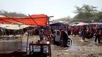 Waspadai Gelombang Tinggi di Pesisir Selatan Jawa