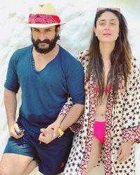 Kareena Kapoor dan suami.