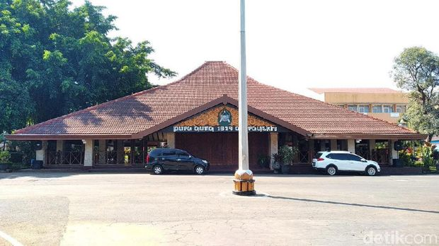 Pendopo Pemkab Malang/