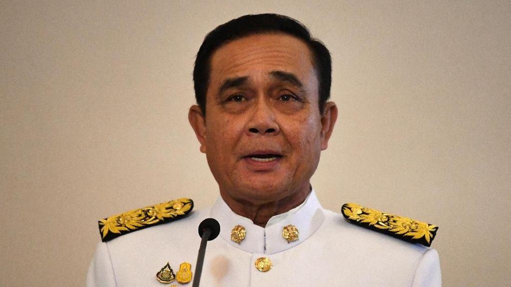 Pemimpin Junta Militer Prayuth Chan-O-Cha Resmi Menjadi PM Thailand