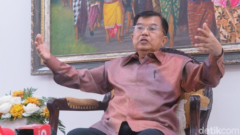 JK Minta Masyarakat Ikut Sumbang Ide Pembangunan Indonesia