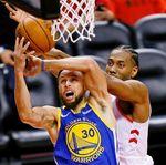 Final NBA 2019: Curry-Thompson Moncer, Warriors Perpanjang Napas