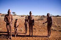 Bushmen memilih untuk tinggal di Gurun Kalahari (iStock)