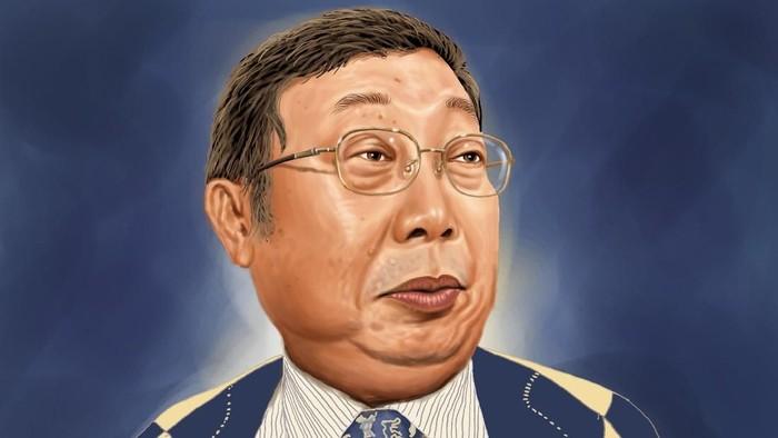 Taipan Sjamsul Nursalim, tersangka pengemplang BLBI