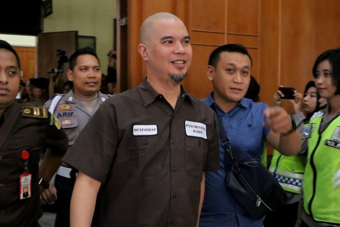 Ahmad Dhani (Foto: Antara Foto/Didik Suhartono)