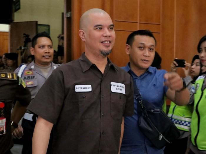 Ahmad Dhani/Foto file: Antara Foto/Didik Suhartono