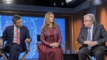 Jack Ma, Melinda Gates, dan Sekjen PBB Bahas Akses Internet