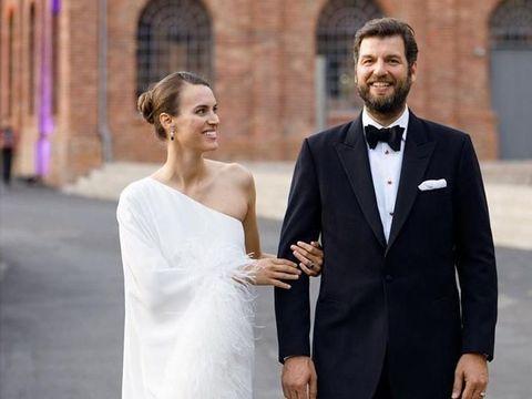 Model Amerika Dinikahi Pangeran Jerman yang Kontroversial