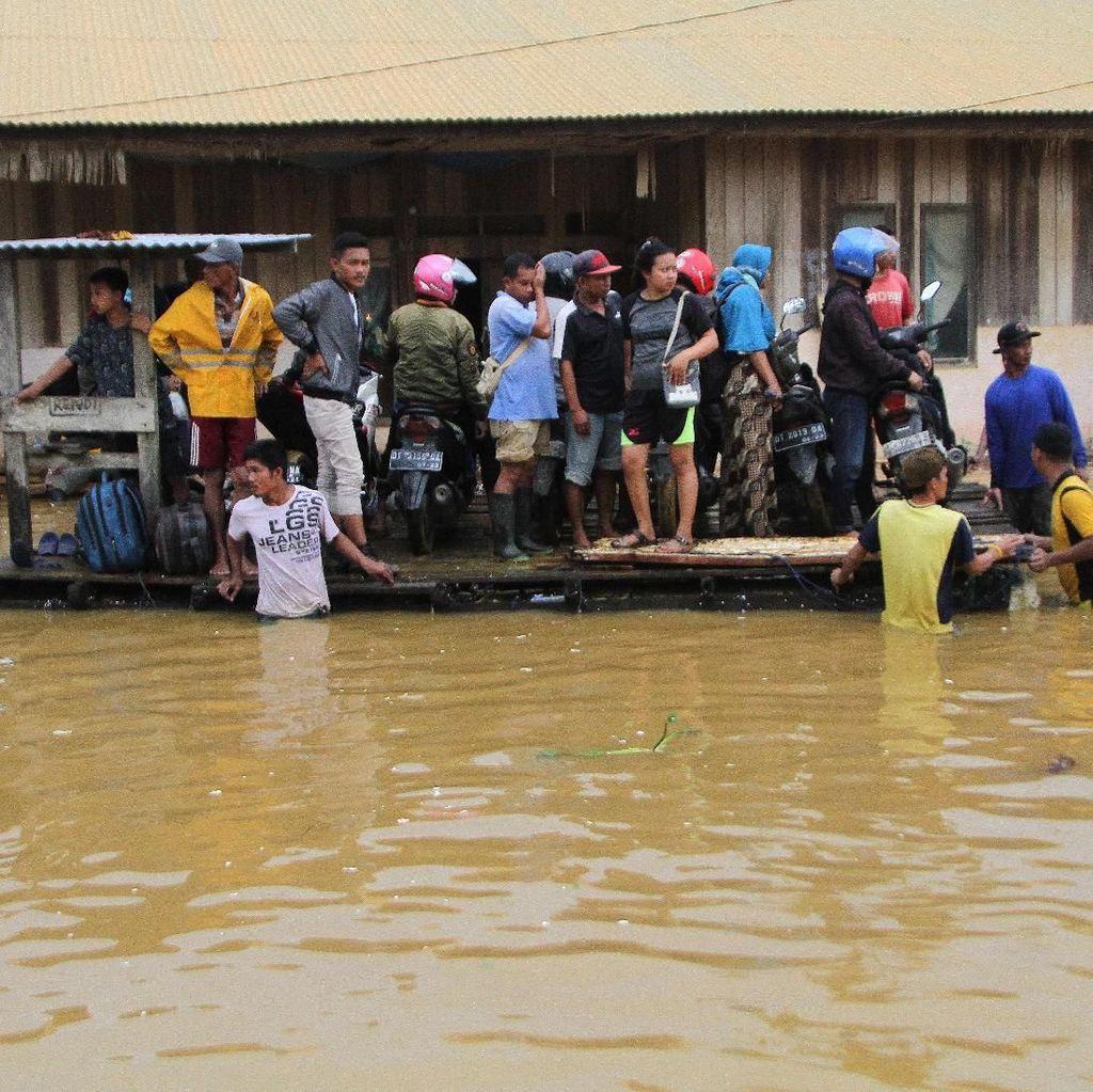 Banjir Besar Rendam Konawe Utara, KPK Minta Izin Tambang Dievaluasi