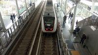 Naik LRT, Rawamangun ke Kelapa Gading Cuma 13 Menit
