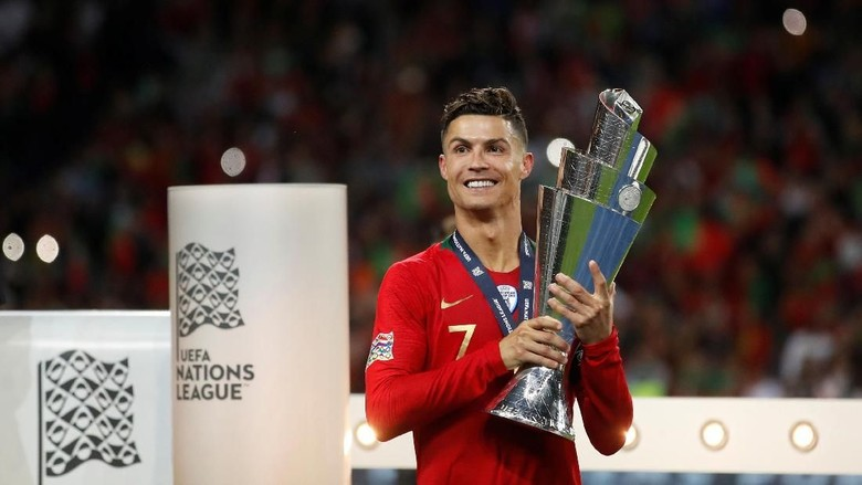 Cristiano Ronaldo (Carl Recine/Reuters)