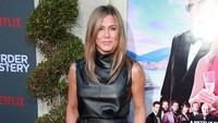 Jennifer Aniston sempat membuat publik berharap saat mengatakan ada reuni Friends di acara Ellen DeGerenes.Rich Fury/Getty Images