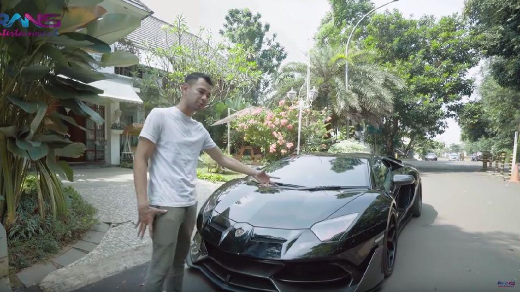 Hasil Kerja Keras! Raffi Ahmad Bisa Modifikasi Mobil Miliaran