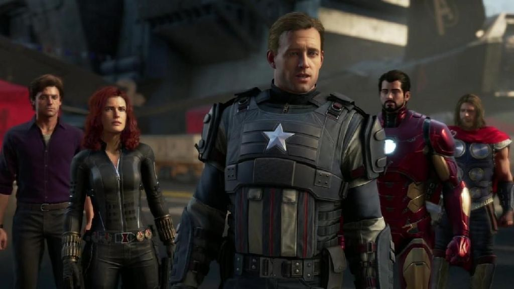 Game Avengers Garapan Square Enix Meluncur Mei 2020