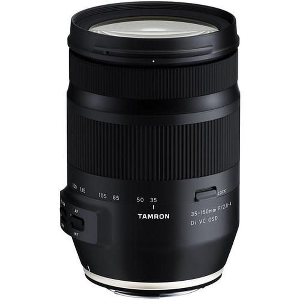 Lensa Tamron 35-150, Cocok buat Segala Jenis Fotografi