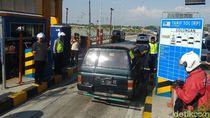 Tol Paspro Masih Gratis Hingga Dua Minggu ke Depan