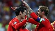 Beri Penalti ke Morata, Ramos: Striker Butuh Gol