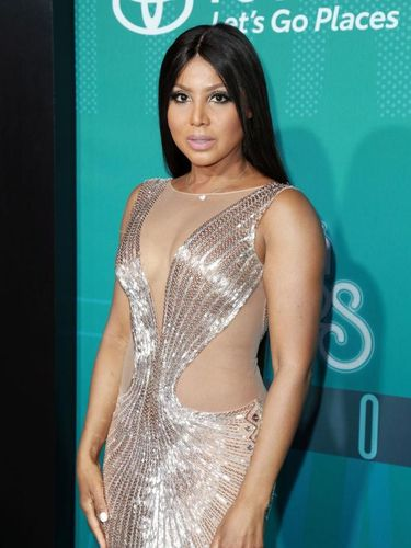 LAS VEGAS, NV - NOVEMBER 05:  Toni Braxton attends the 2017 Soul Train Awards, presented by BET, at the Orleans Arena on November 5, 2017 in Las Vegas, Nevada.  (Photo by Leon Bennett/Getty Images for BET)