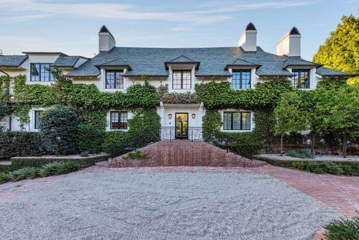 Rumah yang dibanderol ke pasar itu terletak di Beverly Hills, California. Foto: dok. Westside Estate Agency