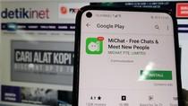 Kominfo akan Dalami Dugaan Prostitusi Online di MiChat