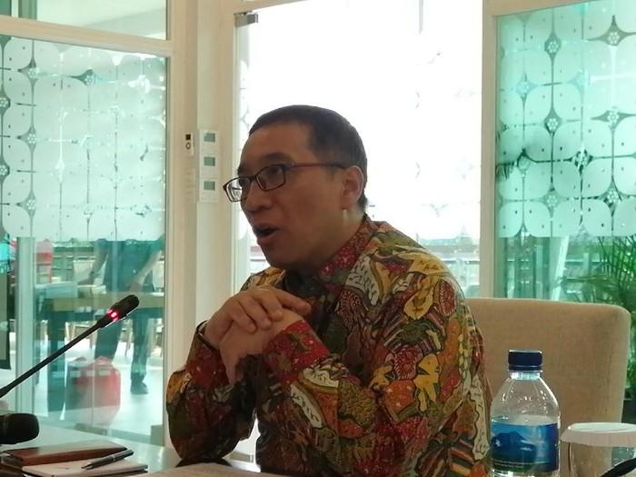 Direktur Jenderal Multilateral Kemlu, Febrian Alphyanto Ruddyard