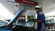 Tekan Polusi Jakarta, Angkutan Umum Diimbau Gunakan BBG