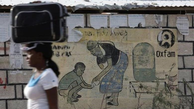 Oxfam Dikecam Terkait Eksploitasi Seksual terhadap Korban Gempa Haiti