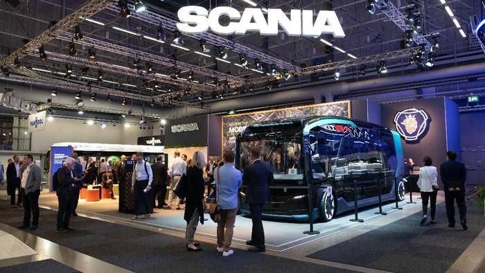 Bus Scania NXT