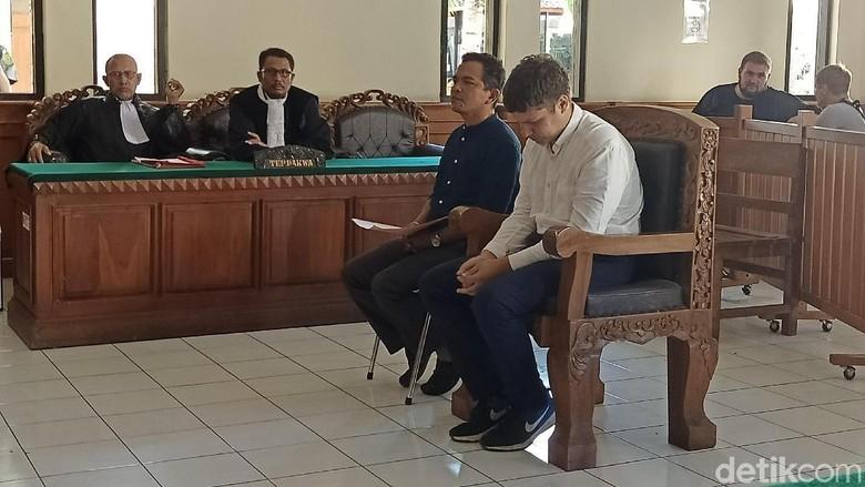 WN Rusia Penyelundup Orang Utan Diadili di Bali