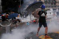 Telegram Diretas saat Demo Hong Kong, Pelakunya China?